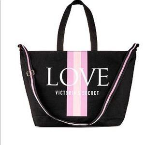 Victoria's Secret Weekender Tote